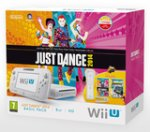 Wii U 8gb Basic White Console + Just Dance 2014 + Nintendo Land + Remote Plus Controller  for 164,86gbp @shopto.net