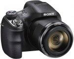 Sony DSCH400 Digital Camera - Black (20.1MP, 63x Optical Zoom) £152.10 @ Amazon