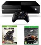 Xbox One + COD:AW + Forza 5 GOTY (DL) £299.99 @ Amazon