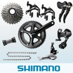 Shimano 105 5800 11 Speed Groupset Black £261.08 after 3.3% TCB - £269.99 @ Merlin Cycles