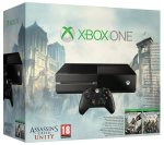 Xbox One with Assassin's Creed Unity & Assassin's Creed IV Black Flag - £299.00 @ Currys