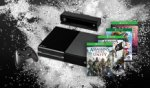 XBOX ONE WITH KINECT, ASSASSINS CREED UNITY/BLACK FLAG, DANCE CENTRAL AND SHAPE UP £369.99 @ Argos