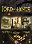 Lord of the rings dvd trilogy £4.99 @ HMV