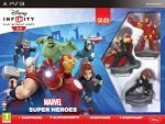 PS3 Marvel Super Heroes Starter Pack - £26.99 - Argos WOW