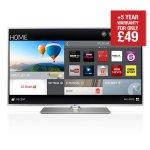LG 55LB580V £549.99 @ RGB Direct