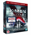 X-Men And The Wolverine Adamantium Collection (Blu-Ray & UV) £14.99 Delivered @ TheEntertainmentStore Via eBay (DVD £10.99)