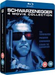 Arnold Schwarzenegger 4 Movie Boxset (Blu Ray) £9.99 Delivered @ Zavvi (£9 With New Customer Code)