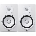 Yamaha HS8W ACTIVE studio monitors £420 PAIR @ djtechdirect.com