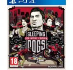 Sleeping dogs definitive edition limited Edition PS4 £19.95 @ The Game Collection