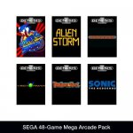 Sega 48 Game Megapack (Steam) £3.16 @ Amazon.com