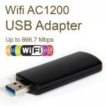 GMYLE Wireless AC1200 Dual-Band 802.11ac USB3.0 Network Adapter £19.98 Sold by Clever Gadgets and Fulfilled by Amazon