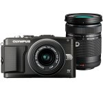 Olympus Pen E-PL5 Camera with two lenses £349.99 @ Currys