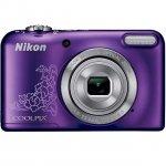 Nikon Coolpix L29 16MP 5x Zoom Compact Digital Camera £39.99 @ Argos