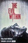 Evil Within - £25/XB1 £23.19/X360 @ Xbox Marketplace