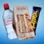 £1 lunch from WHSmith with O2 Priority Moments