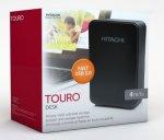 4tb External USB 3.0 HGST Hitachi Touro DX3 Desktop Hard Disk Drive - £99.99 @ Dabs.com