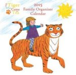 Tiger Who Come To Tea  Calendar  £1 from Poundland