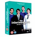 The Inbetweeners series 1-3 boxset £8 @ Amazon