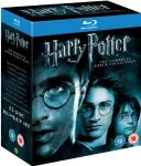 Harry Potter - The Complete 8-Film Collection [Blu-ray] [2011] [Region Free] £16.99 @ Amazon