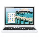 "Acer C720P 11.6"" Touchscreen Chromebook, Intel Celeron, 2GB Memory, 16GB Storage - Grey £189 at Tesco Direct"