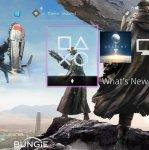 Destiny & COD Advanced Warfare PS4 themes free on PSN US store