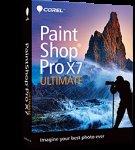 PaintShop Pro X7 Ultimate + 4 Bonus Items (worth £102.94) £38.99 @ Corel UK