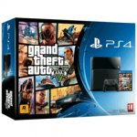 PlayStation 4 with Grand Theft Auto V + Drive Club + The Last of Us (digital download) £349.99 @ Game