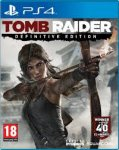 Tomb Raider: Definitive Edition (PS4) £11.51 @ US PSN (List of all PS4/PS3 games on sale inside)