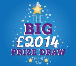 The Big £2014 Prize Draw @ National Express