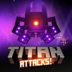 Titan Attacks (PS4) Free @ PSN (If You Own PS3/Vita Version which is free this month)
