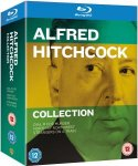 Hitchcock Box Set (Blu-Ray) £9.99 Delivered @ Zavvi (£8.99 Using Code)