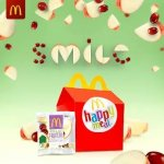 Free fruit Friday at Mc Donalds