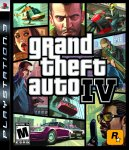 Grand Theft Auto IV - £3.99 or GTA IV: The Complete Edition - £5.79 @ Playstation Store