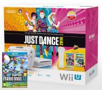 WIIU BASIC + JUST DANCE 2014 + NINTENDOLAND + NEW SUPER MARIO BROS U BUNDLE - £154.99 delivered! Ebay/shopto