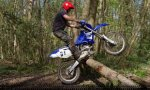 Trial Motorbike Experience With Lunch from £49 fun in the mud