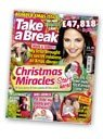Win with Take a Break - Prizes Totalling £47,818 - Issue 50/51