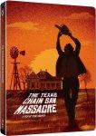 The Texas Chain Saw Massacre - 40th Anniversary Limited Edition Steelbook - Blu-ray - £12.99 @ HMV