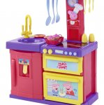 Peppa pig cook and play kitchen £15.98 at QD online