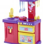 Peppa pig cook and play kitchin £15.98 @ QD online