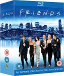 Friends Blu-Ray Box-Set Seasons 1-10 £49.99 Zavvi