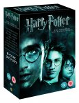 Harry Potter complete collection DVD £14.99 @ eBay / theentertainmentstore