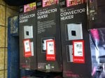 Heaters & more elections Items 1/2 PRICES  from £7 @ Aldi Leicester stores