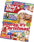 That's Life Issue 50/51 (ends 29.12.14)