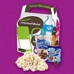 Cineworld Kids Munchbox £2.00  for Movie for Junior days