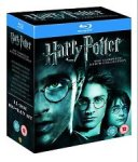 Harry Potter: Complete 8-Film Collection (11 Discs) (Blu-Ray) £19.99 Delivered @ TheEntertainmentStore Via eBay (DVD £14.99)