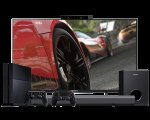 "PS4 + 55"" W8 3D TV + Extra Controller + PS camera + 2.1ch Soundbar for £1149 at Sony"