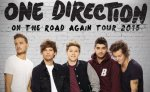 1D 2015 tour Sheffield Motorpoint arena Sat 31st Oct 2015 from approx. £50
