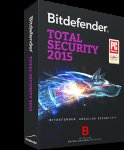 Bitdefender Total Security 2015 1 year PROMO FREE KEY