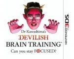 Dr kawashima devilish brain training £14 (£13 with code) 3DS @ tesco direct pre order