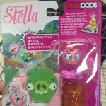 Angry Birds Stella Telepods £1.50 @ Tesco instore